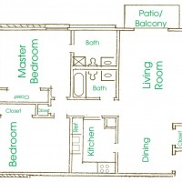 Cameron-Heights-Floor-2Bed-2Bath-1200-V2