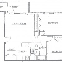 Maple-Creek-Floor-2Bed-1stfloor
